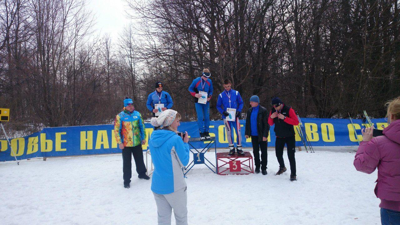 Гонка памяти тренера-преподавателя Александра Беспалова. Скопин 2014