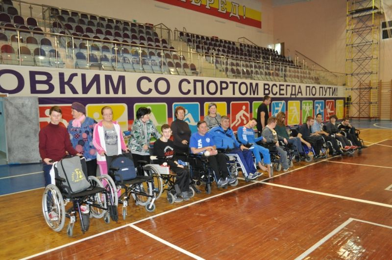 Бочча, Кубок Рязанской области 2017