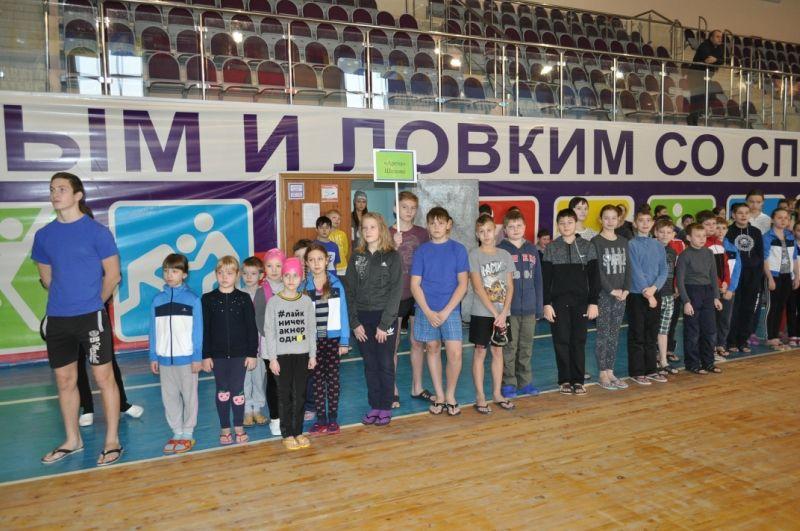Плавание_открытое первенство ДЮСШ АРЕНА_14.12.2016