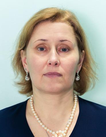 Федосеева Елена Владимировна