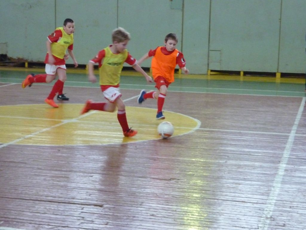 Мини-футбол_Открытое первенство ГАУ ДО ДЮСШ «Арена» среди мальчиков 2005-2006 г.р.